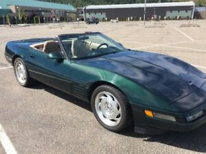 1994 Chevrolet Corvette Convertible - best offer