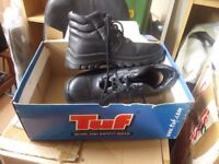 TUF Safety Boots Size 5