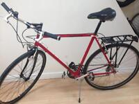 Vintage bike in excellent condition