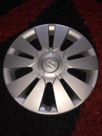 "Suzuki hubcaps (15"") Wheel covers"