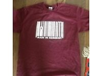 Made in Somerset Cricket T-Shirt - Mens Large