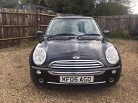 MINI HATCH 1.6 COOPER 3DR 2005 * EXCELLENT CONDITION *FULL SERVICE HISTORY*HPI CLEAR