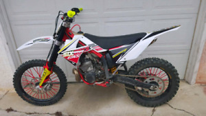 2011 GasGas 250ec six days edition