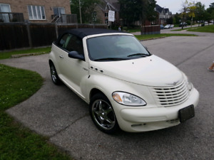 2005 PT Cruiser Convertible Touring Edition