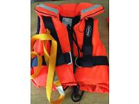 Baltic life jacket. Child 15 to 30kg