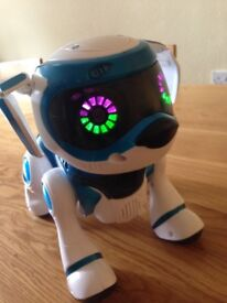 Teksta electronic puppy in very good condition