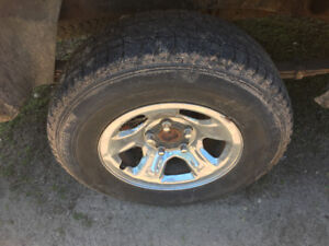 Tires and rims 17 inch