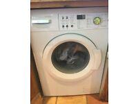 2 year old Bosch washing machine