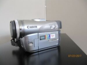 Camescope Video Numerique Canon Optura 40 A