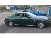 ROVER 75 CONTEMPORARY CDTi BMW DIESEL GREEN SALOON