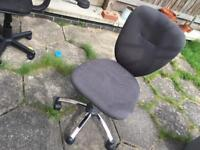 Computer chair for sale £10 good condition