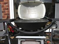Weber Q200 BBQ