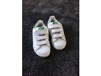 Boys Stan Smith Adidas trainers