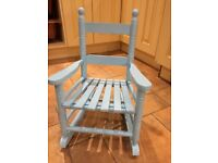 Emaculate rocking chair