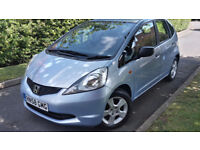 2008/58 NEW SHAPE HONDA JAZZ I-VTEC 1.2 ONE OWNER,LOW MILEAGE,EXCELLENT GOOD COND.