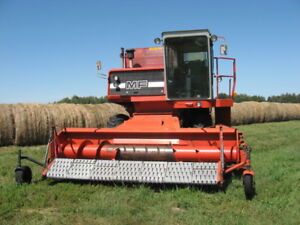 Massey 550 Combine For Sale