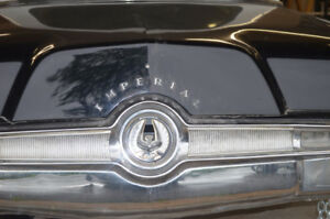 1964 Chrysler Imperial Crown Coupe