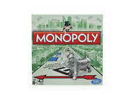 Brand new monopoly board game