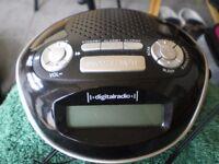DAB Digital Clock Radio