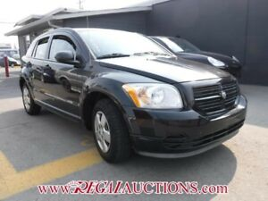 2009 DODGE CALIBER  4D HATCHBACK