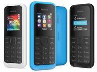 Nokia 105 sim free brand new boxed with warranty