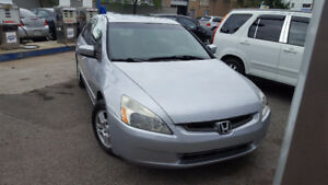 2004 Honda Accord  EX-L Berline