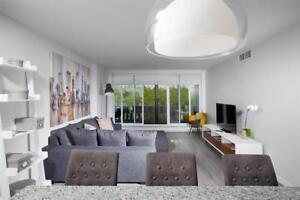 1BR+Den - Nutana - Renovated - Open Concept Living