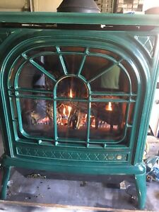 Nepolean GD60 propane fireplace