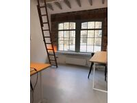 BEAUTIFUL STUDIO/ OFFICE SPACE AVAILABLE, LEITH, EDINBURGH