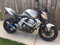 2007 Kawasaki Z 750 immuclaute bike full mot ready to go (Honda ktm Suzuki Yamaha Ducati aprilia)