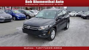 2013 Volkswagen Tiguan 4MOTION AWD ($66 weekly, 0 down, all-in,