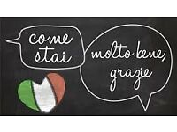 Italian Native Teacher offers Italian Lessons for all Levels