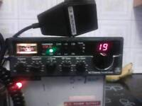Harrier cbx cb radio