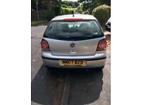 Volkswagen polo 1.2 with full service history