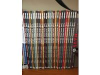 Comics walking dead colection for sale