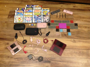 DS and DSi XL + Accessories and Games