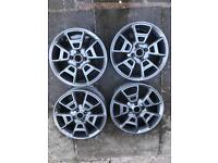 "Ford Ecosport 17"" Alloy Wheels 4x108"