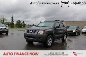 2007 Nissan Xterra S 4WD,   OWN ME FOR ONLY $50.86 BIWEEKLY!