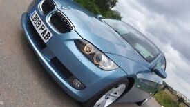 2009 BMW 325i 3.0 COUPE 37K FULL MOT PX WELCOME