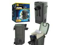 Fluval U1 Underwater filter with Clean & Clear Cartridges.