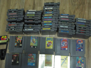 54 NES Games + Game Genie + Four Score