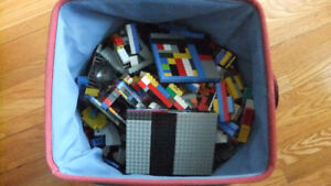 15lbs of lego all in exc cond