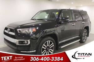 2016 Toyota 4Runner Limited|7 Pass|Bluetooth|Cam|Nav