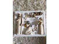 Nativity - Willow Tree Ornaments