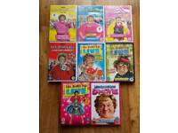Mrs Brown's boys DVD bundle