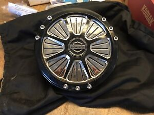 Harley air cleaner for touring bike