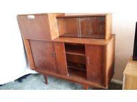 Retro sideboard / drinks cabinet