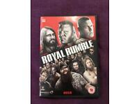 Royal Rumble 2015 DVD