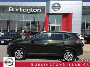 2015 Nissan Rogue SV, AWD, ACCIDENT FREE, WOW LOW KM'S !