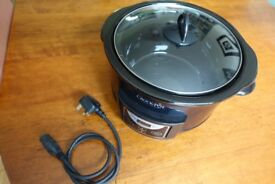 Crockpot Slow Cooker. Perfect condition.